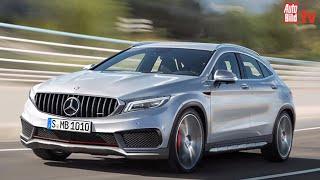 Mercedes GLA (2020) - Mercedes macht Platz!