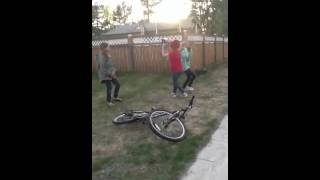Katy Perry the one that got away parody (Elmo stole my bike)