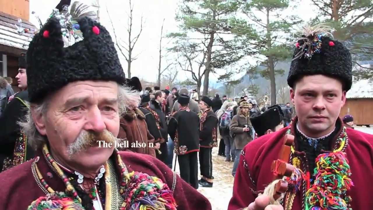 The Ukrainian Christmas Story Youtube