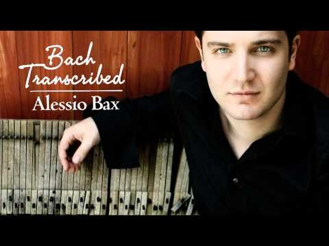 Johann Sebastian Bach - Largo from the Keyboard Concerto BWV1056 piano transcription | Alessio Bax