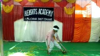 Mere  Desh  Mein  Pavan  Chale  Purvai