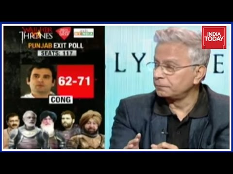 #ExitPoll2017: India Today, Axis My India Exit Poll- Punjab