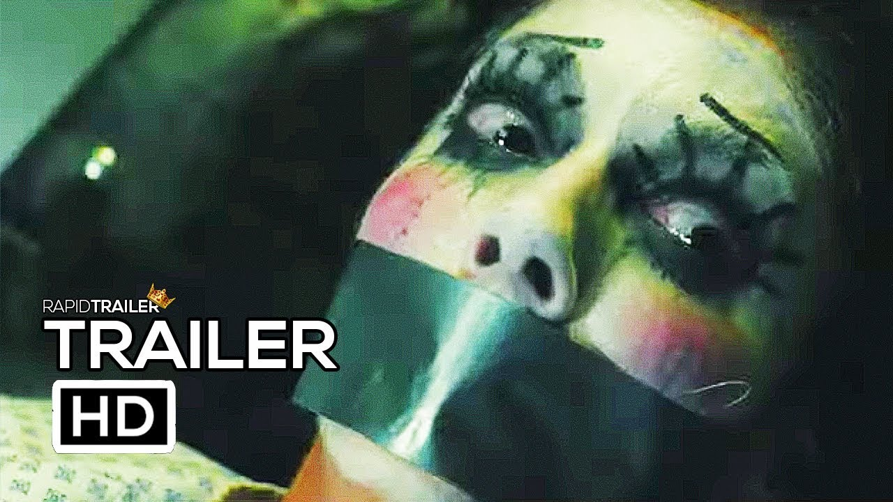 ROCK, PAPER, SCISSORS Official Trailer (2019) Horror Movie HD