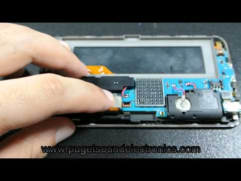 How to disassemble Samsung Galaxy Player 5 0