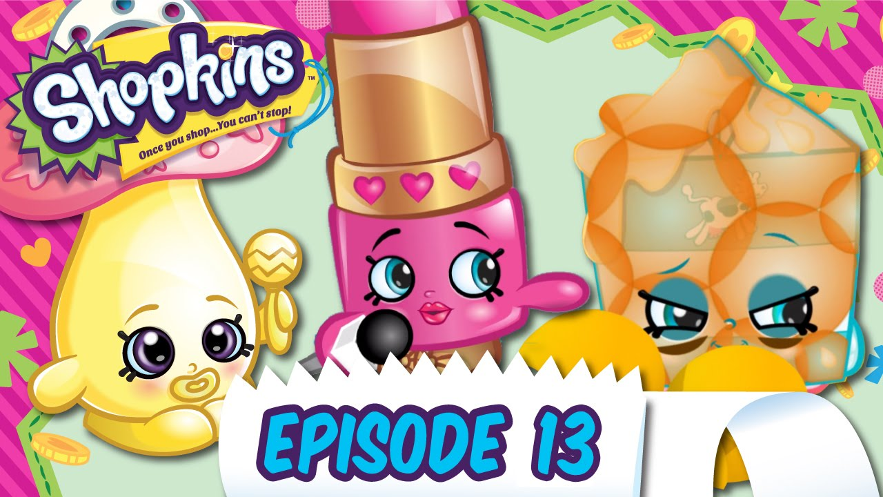 shopkins cartoon episode - photo #15