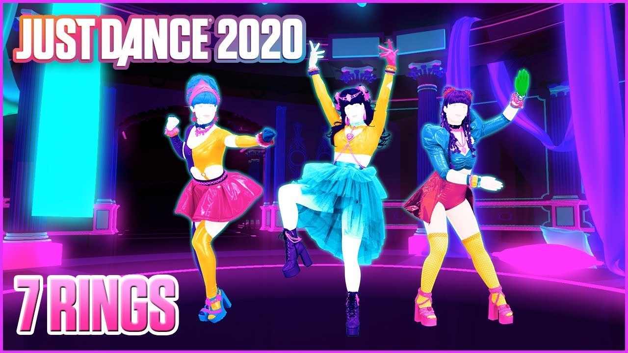 2020 Dance Trends.Just Dance 2020 7 Rings By Ariana Grande Official Track Gameplay Us