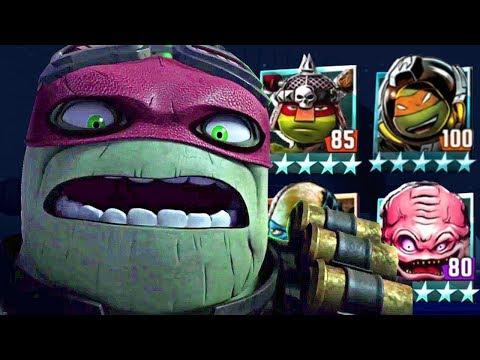 Ninja Turtles Legends PVP HD Episode - 335 #TMNT