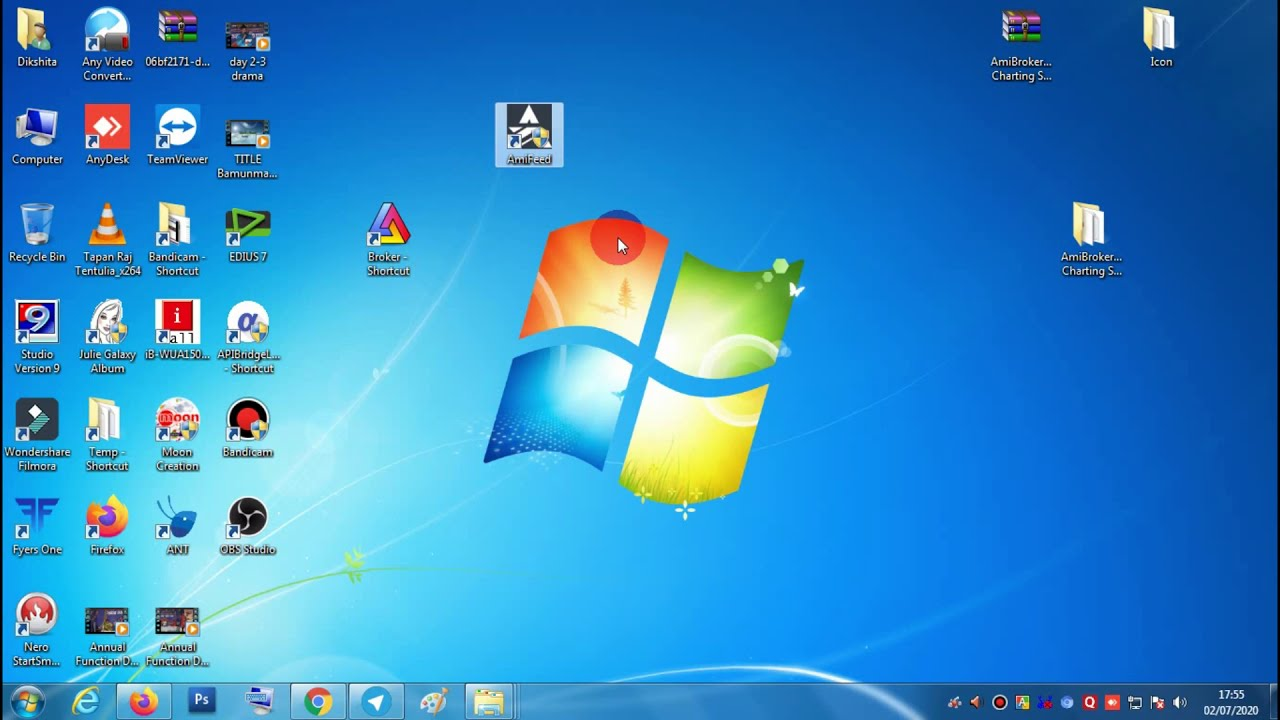 how to install amibroker software Free Buy Sell Signal