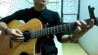 Hồi Ức - Phan Mạnh Quỳnh. Guitar Cover  full bài luôn 😊