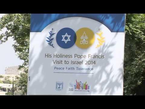 Pope Francis visits Jordan, Bethlehem and Israel