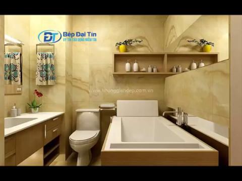 Top 20 mẫu phòng tắm hiện đại tuyệt đẹp sang trọng tiện nghi