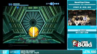 Metroid Prime 2: Echoes (100%) by MilesSMB in 2:31:14 - Summer Games Done Quick 2015 - Part 51