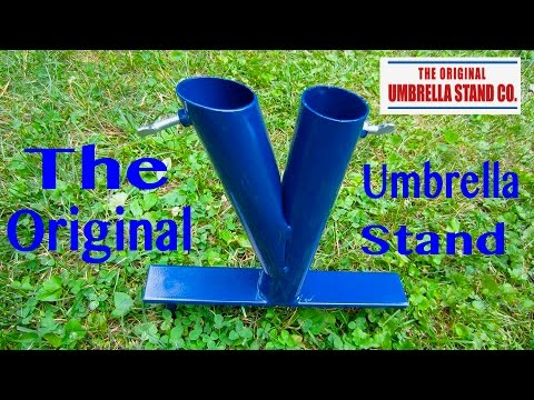 The Original Umbrella Stand Demo Review Youtube