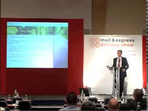 Mail & Express Delivery Show 2009 - Ingemar Persson
