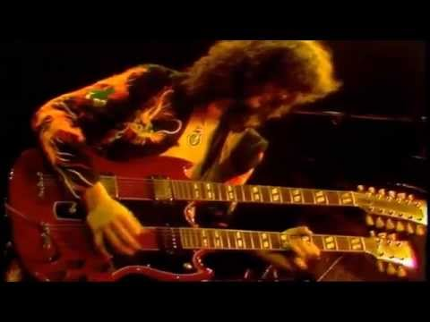 Led Zeppelin Stairway To Heaven Live Earls Court 1975 HD