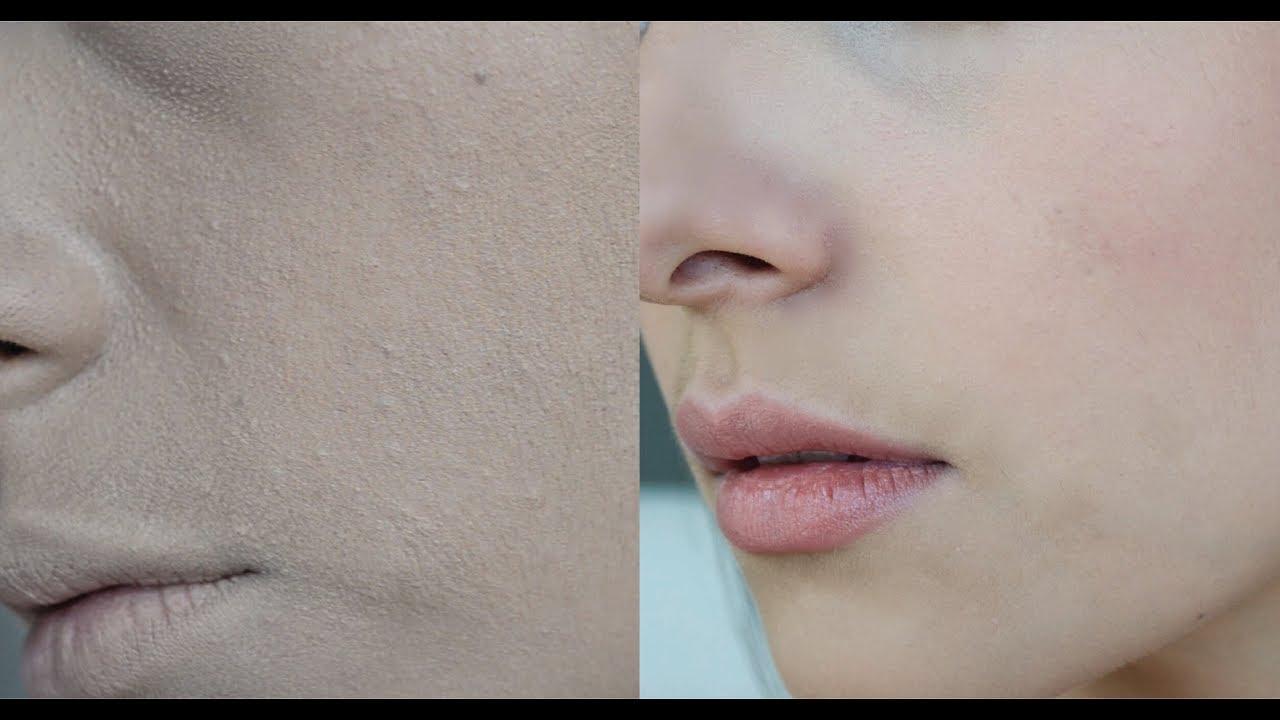 Como aplicar tu base de maquillaje para que no se vea - Como se aplica el microcemento paso a paso ...