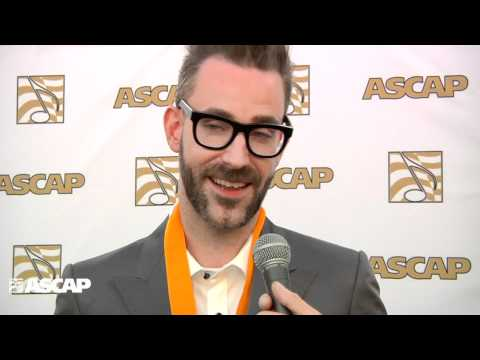 DJ White Shadow at the 2012 ASCAP Pop Music Awards