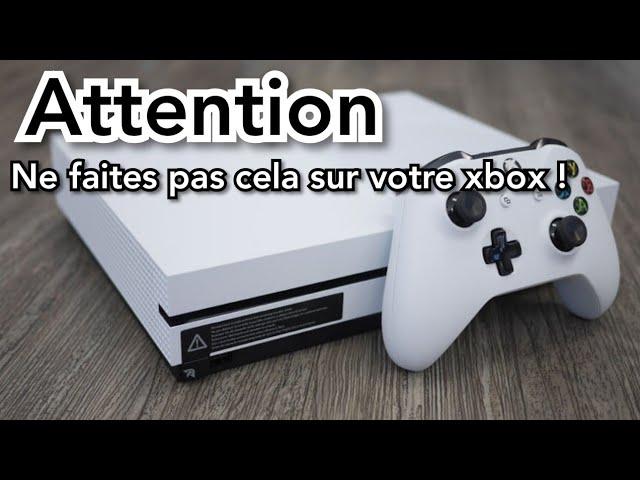 ma xbox one ne s allume plus youtube