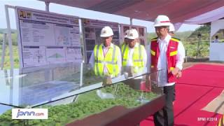 Bendungan Kuningan Rampung, Pasokan Air Tiga Ribu Hektar Sawah Aman - JPNN.COM