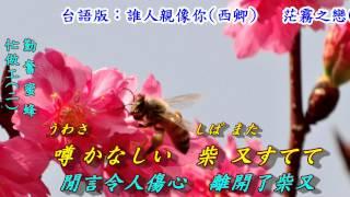 Repeat youtube video 矢切の渡し(矢切渡口)1983(日語~細川たかし+歌詞漢譯)銘哥翻唱