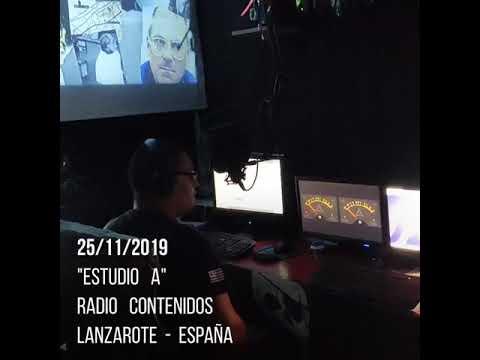 """Radio Contenidos En Vivo - """"Estudio A"""""""