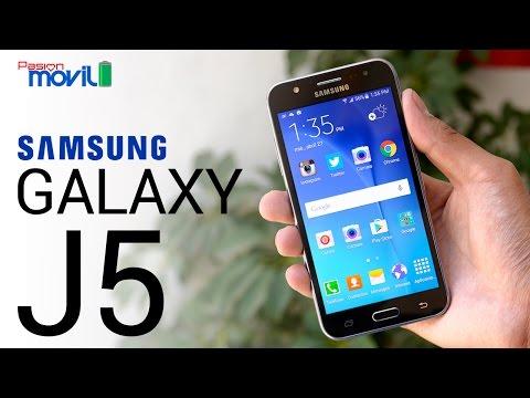 Galaxy J5 - Análisis en Español HD
