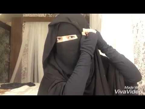 3 Easy Niqab Tutorial | Everyday Niqab