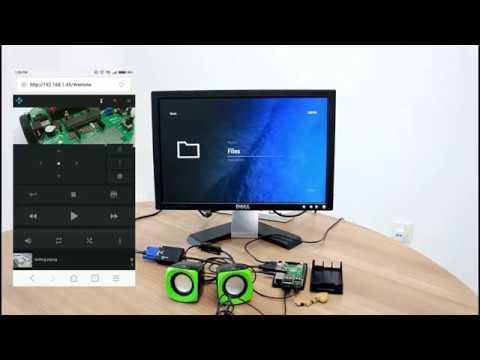 Raspberry Pi as Media Center - OSMC