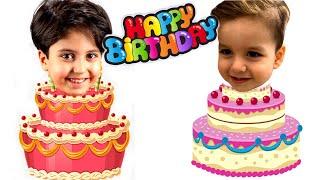 Happy Birthday Party Sado and Keremiko مجموعة فيديو عيد ميلاد