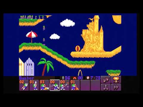 Lemmings 2 (Atari ST)