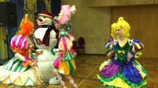видео Новогодние представления для детей 2015-2016