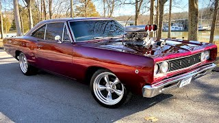 Test Drive 1968 Dodge Coronet $22,900 Maple Motors
