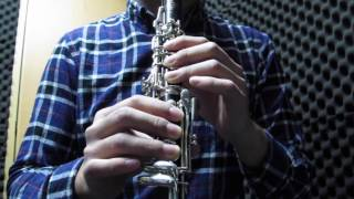 Finzi: 5 Bagatelles III. Carol (Clarinet in C) - Clarinet Mate