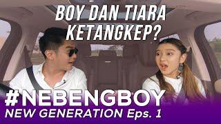 BOY KAGET DENGER SUARA TIARA?! #NebengBoy New Generation Eps.1