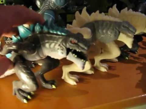 Godzilla 1998 Toy