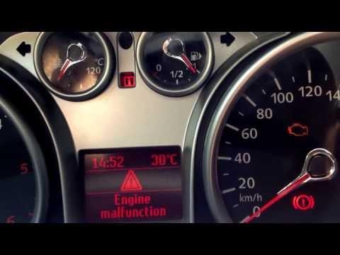 Ford focus 2008 - probleme ceasuri bord