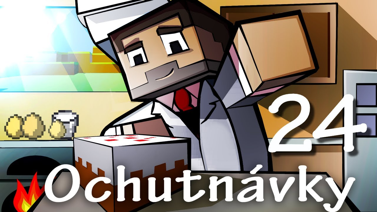 Minecraft Box Ochutnávky Desperado YouTube - Minecraft desperado hauser