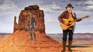 Pima Jack - A song about the old west - Bird Youmans