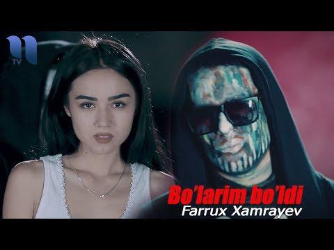 Farrux Xamrayev - Bo'larim bo'ldi   Фаррух Хамраев - Буларим булди