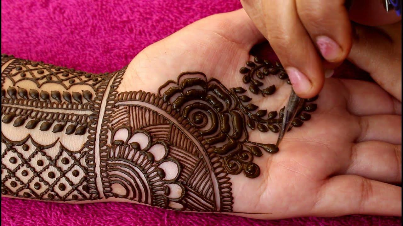New Peacock Mehndi Design Henna Designs For Hands