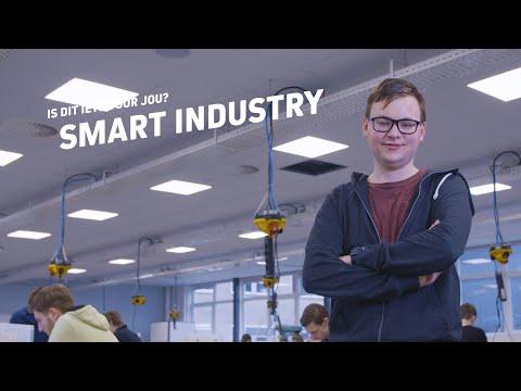 Smart industry, iets voor jou?