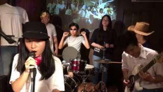 Gambar cover Rolling In The Deep - Giờ giải lao KHUUDUCHAI Music Class