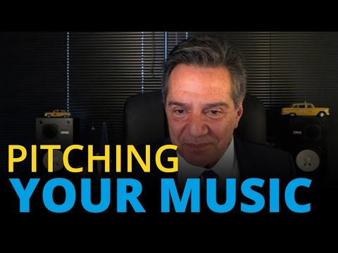Learn How to Pitch Music