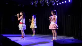 """ダンス&ヴォーカルアイドルユニット""""Pock∞t [ぽけっと]""""のライブ本番映..."""