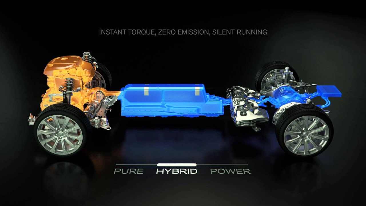 The Volvo T8 Twin Engine Efficient No Compromise