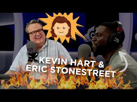 Kevin Hart And Eric Stonestreet Roast Harry Styles & Liam Payne | FULL INTERVIEW | Capital