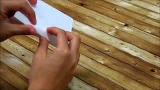 [brother] ScanNCut創意裁剪機 - 製作情人節禮物盒教學