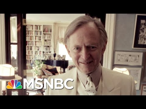 The Life And Legacy Of Tom Wolfe | Morning Joe | MSNBC