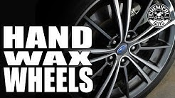 How To Hand-Wax Wheels & Rims - Chemical Guys JetSeal