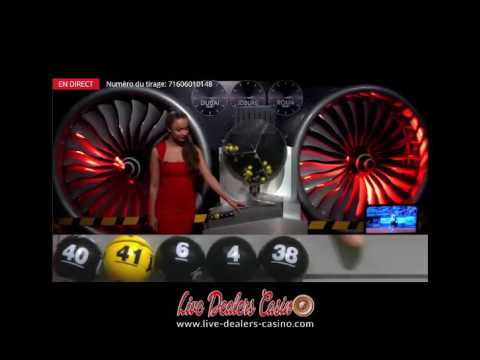 Live loto -Lucky7 - Betgames